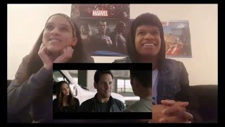 Captain America Civil War Movie Clip Ant Man Recruit