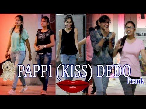 Xxx Mp4 Pappi Kiss Dedo HOT GIRLS Prank Pranks In India 2017 New Pranks By Super Star 3gp Sex