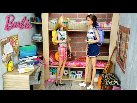 Xxx Mp4 Barbie Cheerleader School Dorm Room Morning Routine Titi Toys 3gp Sex