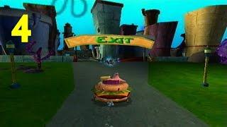 The SpongeBob SquarePants Movie - Episode 4: Fast Food... 2-GO!