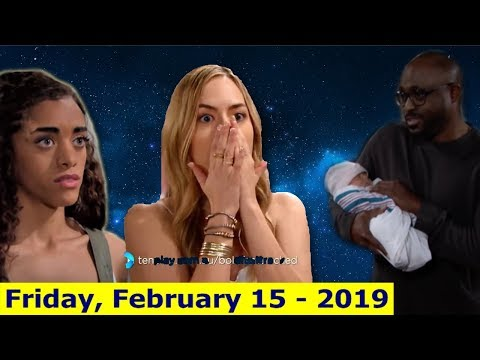 Xxx Mp4 BB Daily Spoilers Friday Feb 15th The Bold And The Beautiful Spoilers February 15 2019 3gp Sex