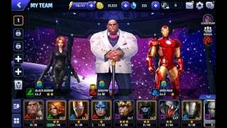 Marvel Future Fight: Beginners Guide Playthrough Pt. 1 (Free to Play)
