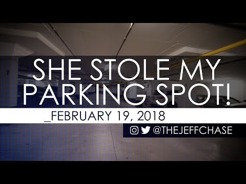 REVENGE She Stole My Owned Parking Spot SILLY FUN Instead of Having Her TOWED