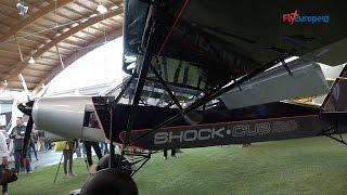AERO2016 - Shock CUB - FlyEurope.TV The Aviation Tv