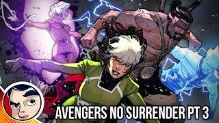 "Avengers No Surrender ""HULK RETURNS! Bruce Banner!"" #3 - InComplete Story"