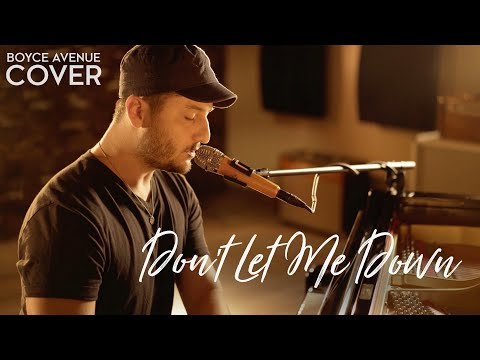 Xxx Mp4 Don't Let Me Down The Chainsmokers Ft Daya Boyce Avenue Acoustic Cover On Spotify ITunes 3gp Sex