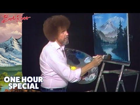 Bob Ross 1 Hour Special The Grandeur of Summer