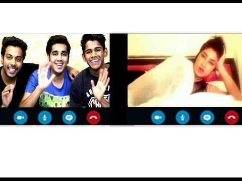 RealShit- | Skype session with Qandeel Baloch |