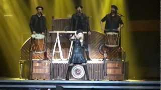 Madonna - Open Your Heart (MDNA Tour at Staples 10/11/12)