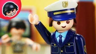 Toni ist zurück -  Playmobil Polizei Film - Karlchen Knack # 334