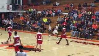 Zion Williamson scores career-high 50 points at Tournament of Champions 11/23/2016