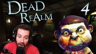 I Need Friends To Play With! (Dead Realm #4)