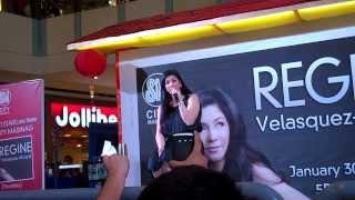 Funny Regine Velasquez - SM Masinag [HD]