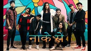 CITY SLUMS (Exult yowl remix)|Divine and Rajakumari|Mokshda choreography ft. H.V.C,Mansi,Aakanksha
