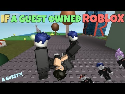 Xxx Mp4 If A Guest Owned ROBLOX 3gp Sex
