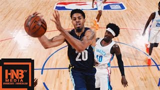 Oklahoma City Thunder vs Memphis Grizzlies Full Game Highlights / July 12 / 2018 NBA Summer League
