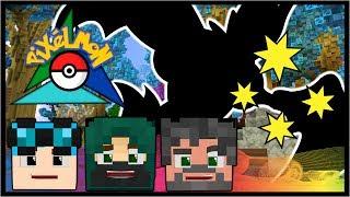 AZELF LEGENDARY & EPIC NEW SHINY POKEMON!! | Pokémon Trinity | Minecraft #34