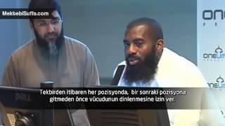 Müslüman Olan Eski Rapçiden 'Bir Uyanış Çağrısı'