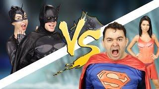 BATMAN vs. SUPERMAN ♫