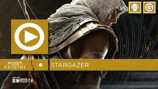 Stargazer Trophy Achievement - Complete all 12 Stone Circles / Assassins Creed Origins