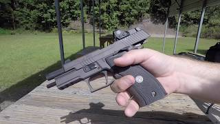 SIG P226 Legion RX