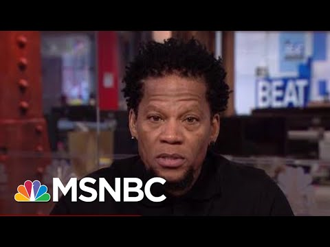 Ari And D.L. Hughley Talk About Holding Trump To The Eminem Test The Beat With Ari Melber MSNBC