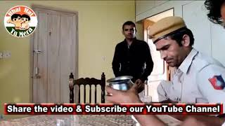 Funny videos of desi police choki 100% funny