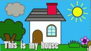 My House | Talking Flashcards