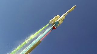 Water Rocket with Boosters - Axion G2