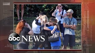 How parents can talk to children about school shootings