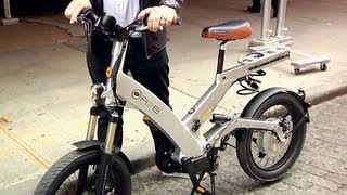 The Hero Eco A2B Metro Electric Bike Is A City Commuter's Dreamcycle