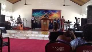 OHENE Ye nyira WO ICGC Shiloh temple BY HALEL BAND GH 1 -THD-E