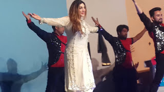 khushboo new mujra at rawalpindi 17 March 2017