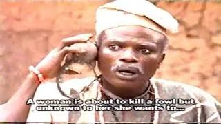SENIYAN SERANKO 2 --- Oldschool Yoruba Movie [RIP YEKEEN AJILEYE]