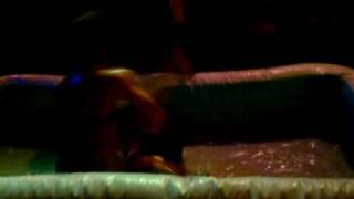 Lube Wrestling at Rusty's