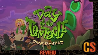 Day of the Tentacle Remastered - PS4 Review