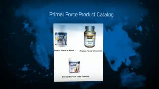 Dr. sears Primal Force Coupon Code