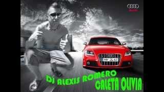 DJ ALEXIS ROMERO ENGANCHADITO CUMBIA REGGAETON LA FUSION