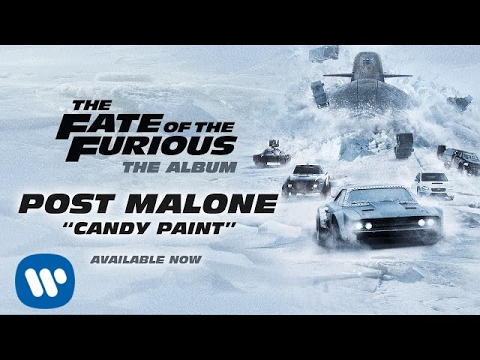 Xxx Mp4 Post Malone Candy Paint The Fate Of The Furious The Album  OFFICIAL AUDIO 3gp Sex