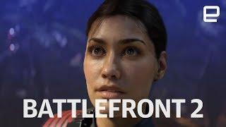 Star Wars Battlefront 2 | Hands-On | E3 2017