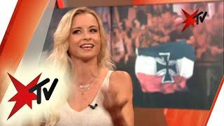 Mia Julia über Nazi-Pöbler auf ihrem Mallorca-Konzert - der komplette Talk | stern TV (14.06.2017)