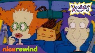 Stu and Didi Make a Wrong Turn | Rugrats | NickSplat