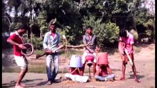 Bangla New Funny Song With My Best Friends 2016....MDHNR Entertainment