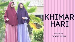Khimar Hari Hijab Alila semakin CANTIK