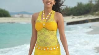 South Indian Actresses In Beach Exposure Photos -Anushka/Tamannah/Namitha/Priyamani