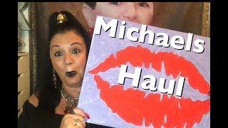 Michaels Haul 💋Rosa