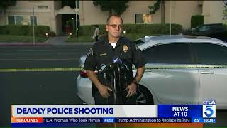 Video Shows Huntington Beach Police Officer Fatally Shooting