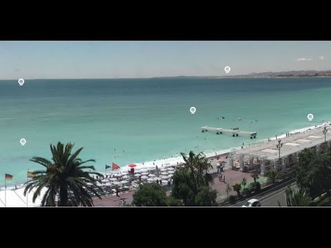 webcams Nice 06 France