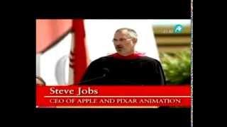 STEVE JOBS (Discurso en Stanford Doblado al Español).