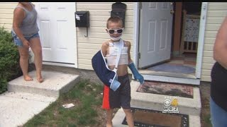 Dorchester Boy Recovering After Being Hurt By Fireworks